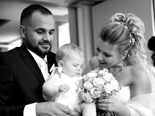 Le mariage de Kevin et Aurore à L'Abergement-Clémenciat, Ain 36