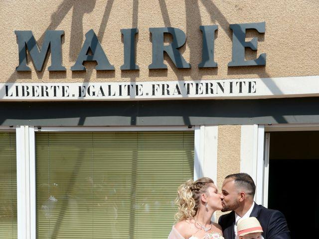 Le mariage de Kevin et Aurore à L'Abergement-Clémenciat, Ain 37