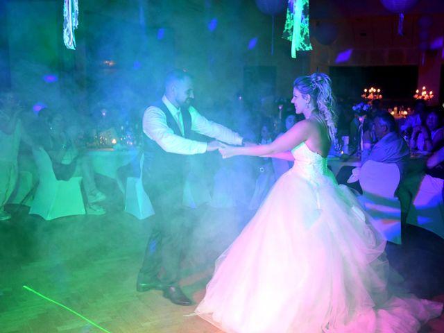 Le mariage de Kevin et Aurore à L'Abergement-Clémenciat, Ain 40