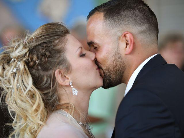 Le mariage de Kevin et Aurore à L'Abergement-Clémenciat, Ain 44