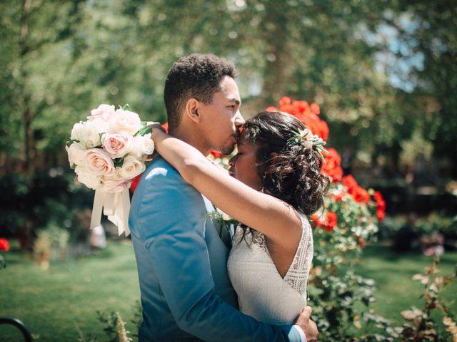 Le mariage de Odilon et Eva à Grenoble, Isère 11