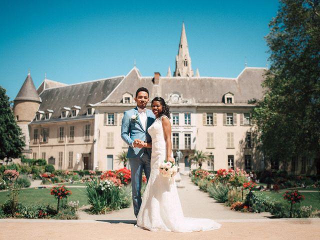Le mariage de Odilon et Eva à Grenoble, Isère 12