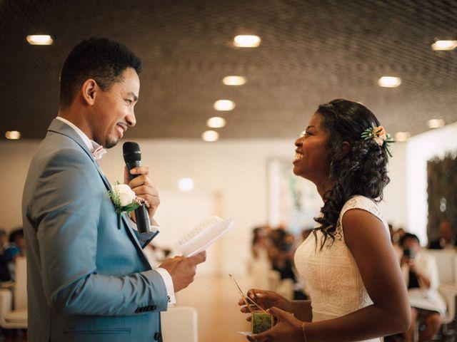 Le mariage de Odilon et Eva à Grenoble, Isère 15