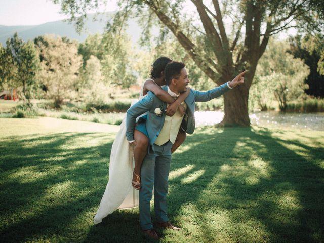 Le mariage de Odilon et Eva à Grenoble, Isère 1