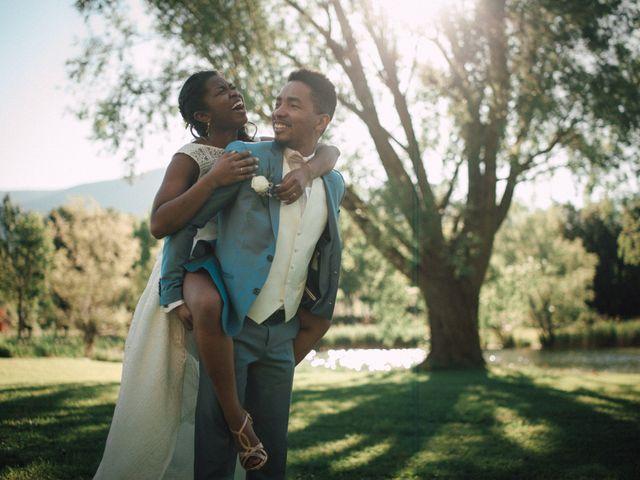 Le mariage de Odilon et Eva à Grenoble, Isère 21