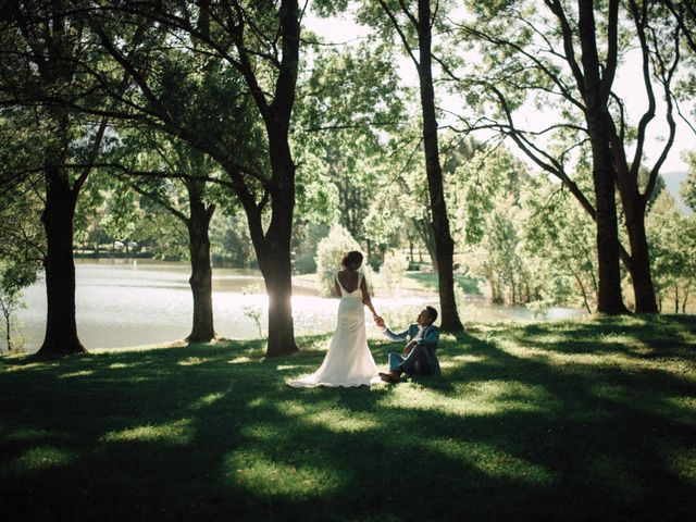 Le mariage de Odilon et Eva à Grenoble, Isère 23
