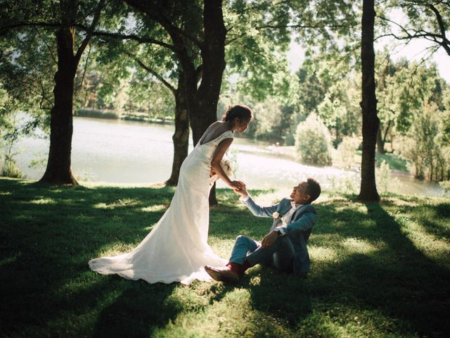 Le mariage de Eva et Odilon