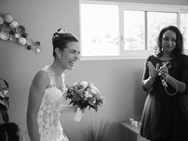 Le mariage de Cédric et Elodie à Saint-Renan, Finistère 56