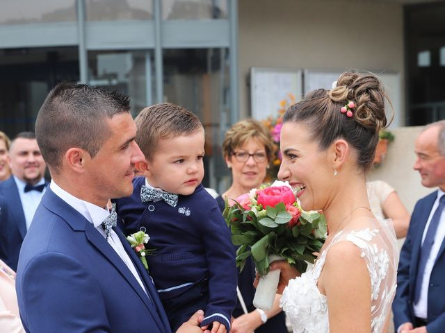 Le mariage de Cédric et Elodie à Saint-Renan, Finistère 71