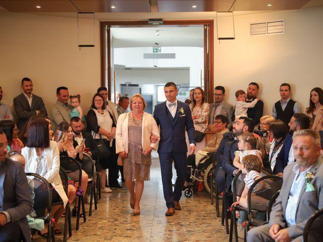 Le mariage de Cédric et Elodie à Saint-Renan, Finistère 79