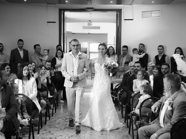 Le mariage de Cédric et Elodie à Saint-Renan, Finistère 81