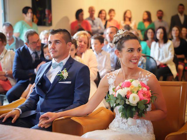 Le mariage de Cédric et Elodie à Saint-Renan, Finistère 83