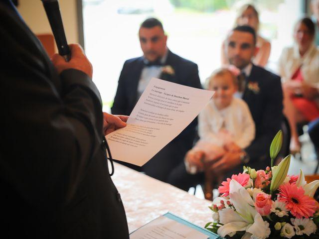 Le mariage de Cédric et Elodie à Saint-Renan, Finistère 87
