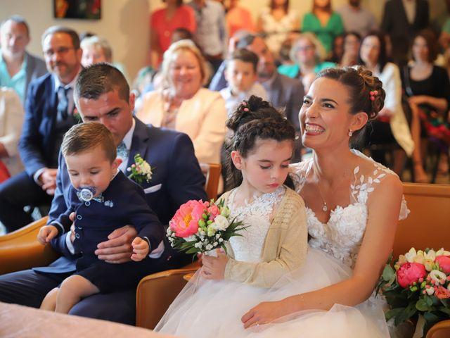 Le mariage de Cédric et Elodie à Saint-Renan, Finistère 88