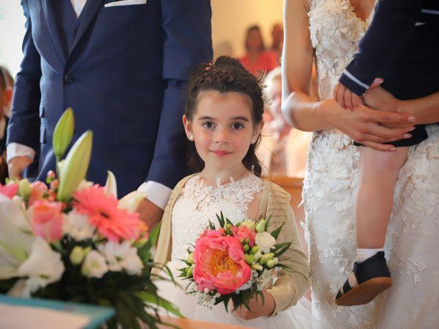 Le mariage de Cédric et Elodie à Saint-Renan, Finistère 89