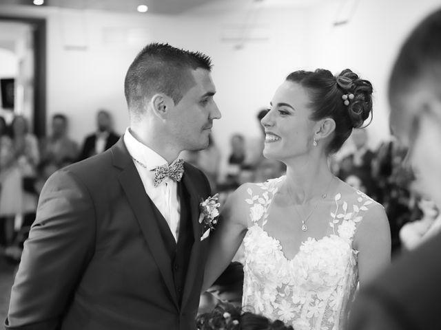 Le mariage de Cédric et Elodie à Saint-Renan, Finistère 91