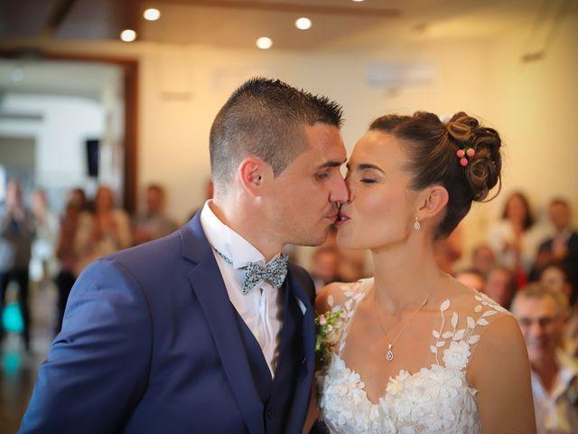 Le mariage de Cédric et Elodie à Saint-Renan, Finistère 92