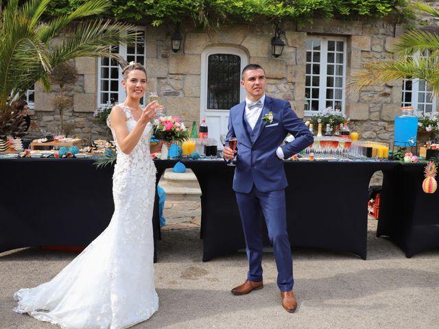 Le mariage de Cédric et Elodie à Saint-Renan, Finistère 124