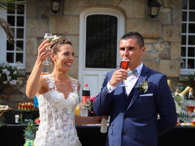 Le mariage de Cédric et Elodie à Saint-Renan, Finistère 127
