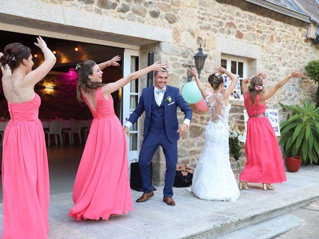 Le mariage de Cédric et Elodie à Saint-Renan, Finistère 155