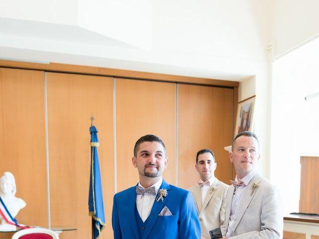 Le mariage de Sylvain et Karen à Wissous, Essonne 28