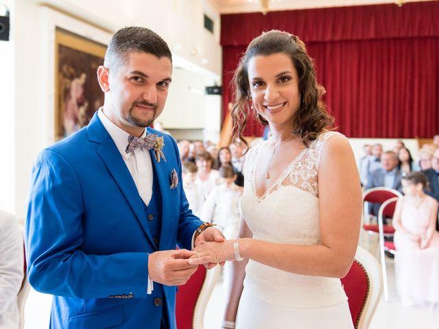 Le mariage de Karen et Sylvain