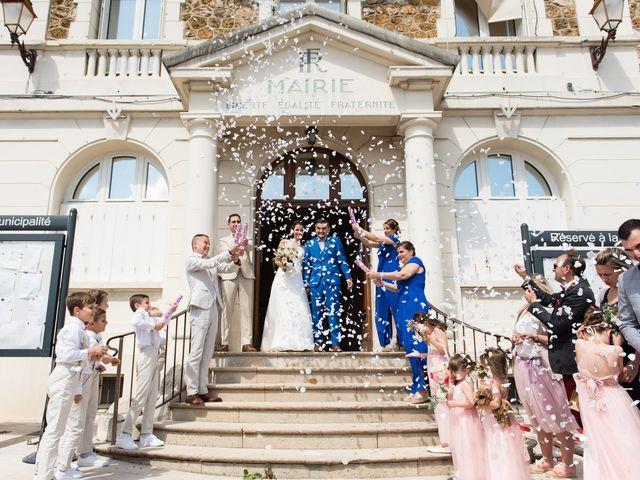 Le mariage de Sylvain et Karen à Wissous, Essonne 40