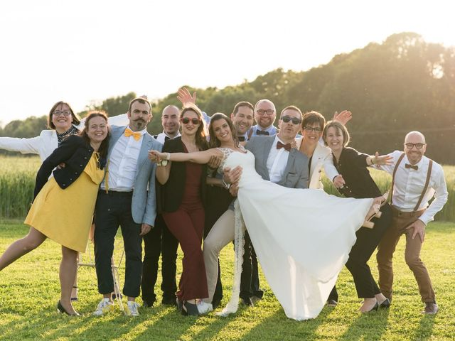 Le mariage de Sylvain et Karen à Wissous, Essonne 57