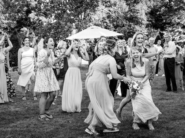 Le mariage de Charly et Clara à Écouflant, Maine et Loire 2