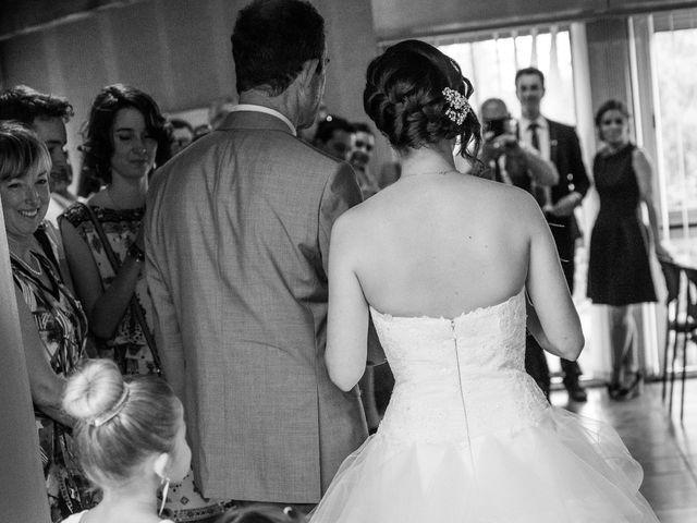 Le mariage de Colas et Julie à Tarnès, Gironde 16