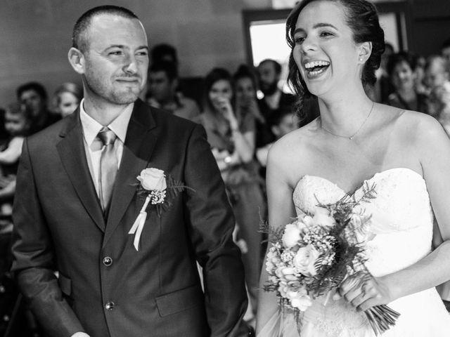 Le mariage de Colas et Julie à Tarnès, Gironde 17