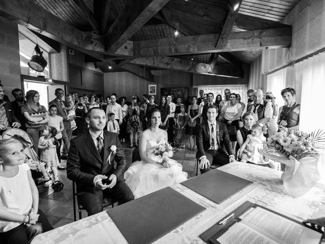 Le mariage de Colas et Julie à Tarnès, Gironde 18