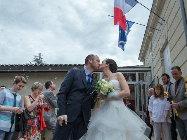 Le mariage de Colas et Julie à Tarnès, Gironde 23
