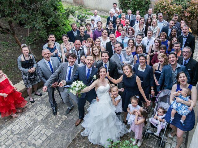 Le mariage de Colas et Julie à Tarnès, Gironde 24