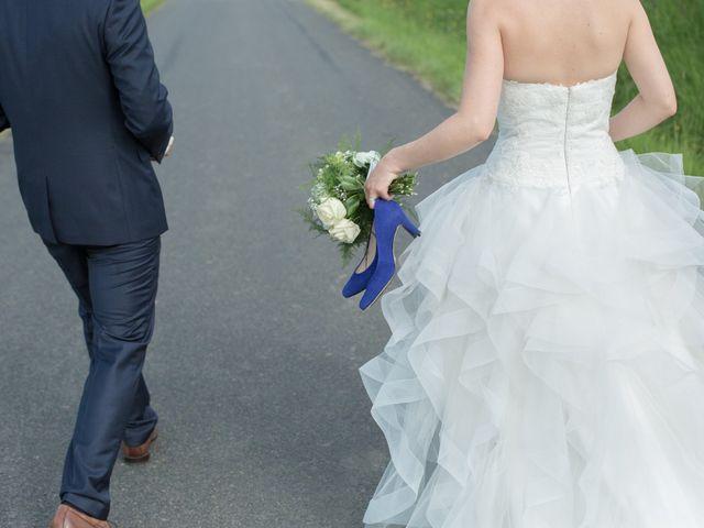 Le mariage de Colas et Julie à Tarnès, Gironde 25
