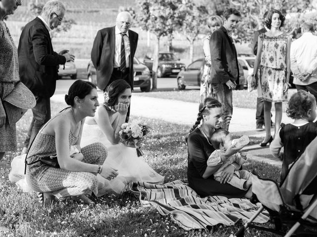 Le mariage de Colas et Julie à Tarnès, Gironde 33