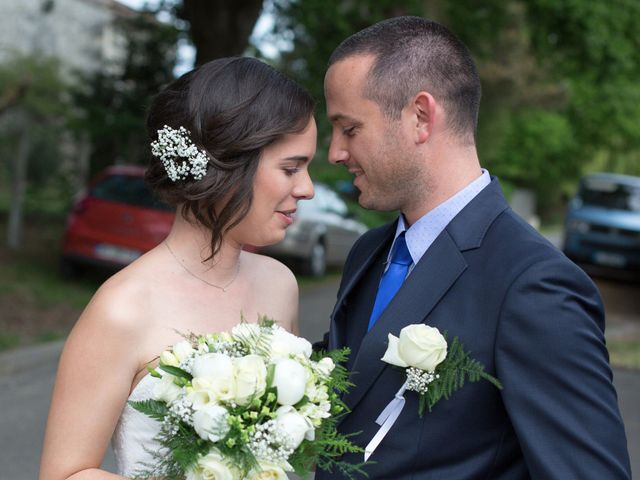 Le mariage de Colas et Julie à Tarnès, Gironde 44