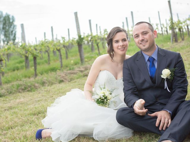 Le mariage de Julie et Colas