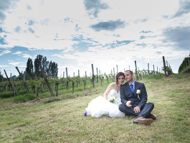 Le mariage de Colas et Julie à Tarnès, Gironde 47