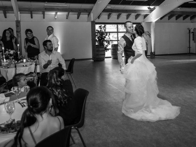 Le mariage de Colas et Julie à Tarnès, Gironde 50