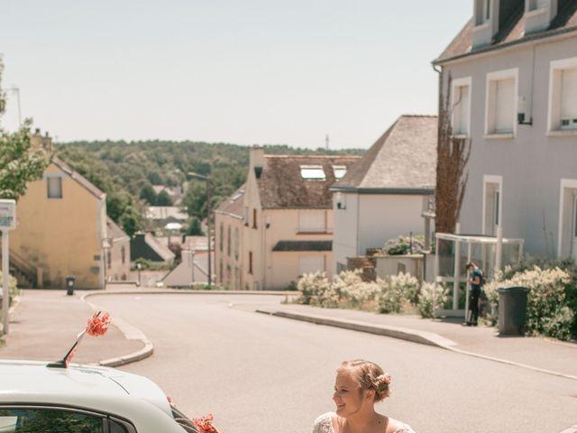 Le mariage de Nicolas et Angélique à Plouharnel, Morbihan 3