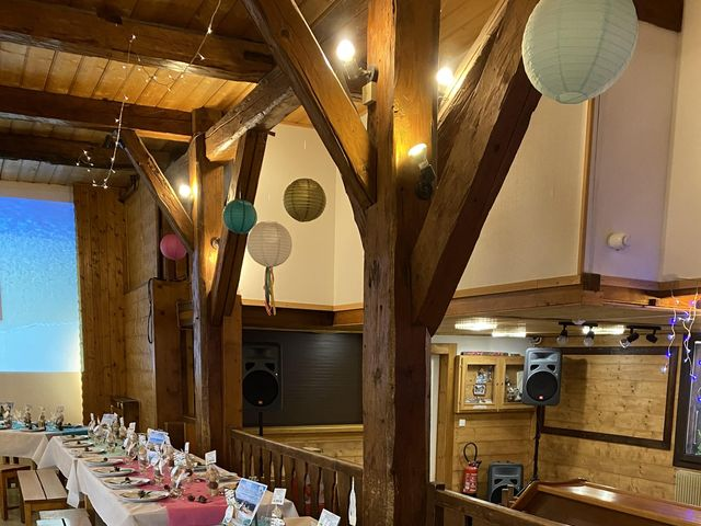 Le mariage de gui et eve à Samoëns, Haute-Savoie 9
