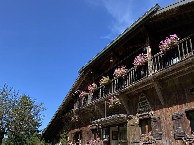 Le mariage de gui et eve à Samoëns, Haute-Savoie 12