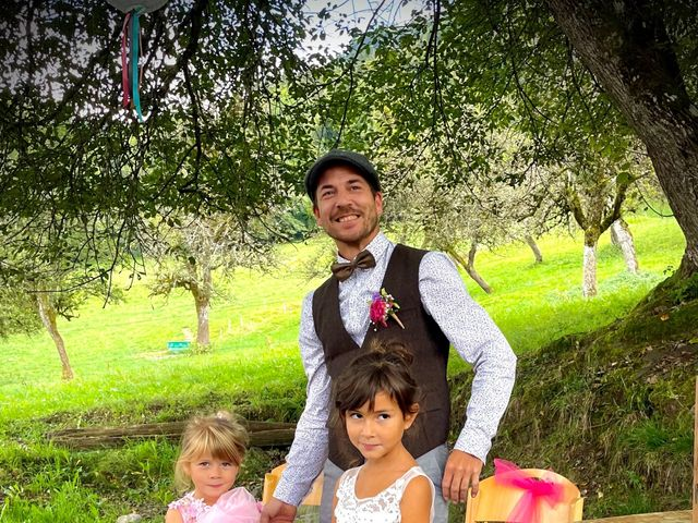 Le mariage de gui et eve à Samoëns, Haute-Savoie 14