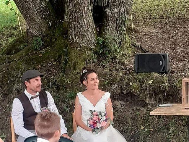 Le mariage de gui et eve à Samoëns, Haute-Savoie 15