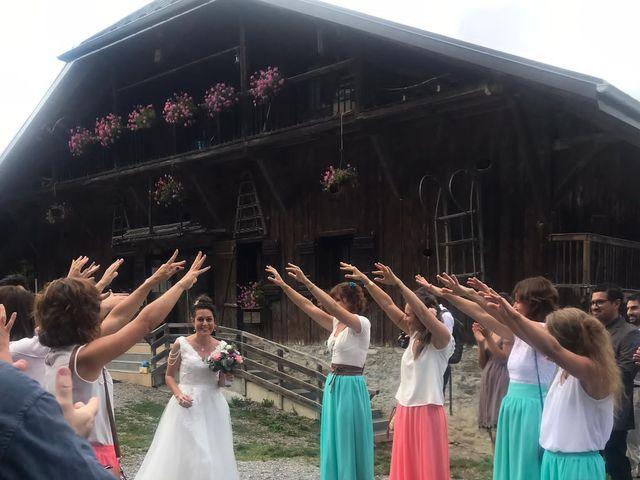 Le mariage de gui et eve à Samoëns, Haute-Savoie 13