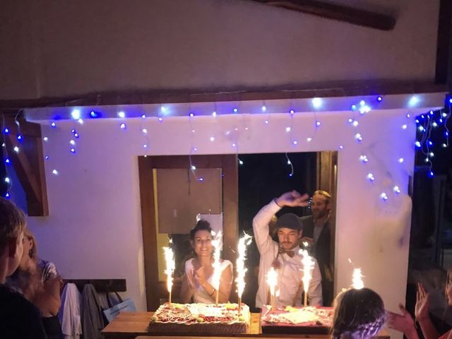Le mariage de gui et eve à Samoëns, Haute-Savoie 28