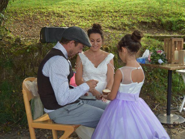 Le mariage de gui et eve à Samoëns, Haute-Savoie 1