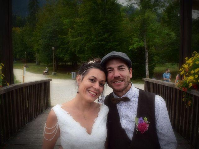 Le mariage de gui et eve à Samoëns, Haute-Savoie 23