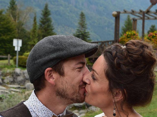 Le mariage de gui et eve à Samoëns, Haute-Savoie 24